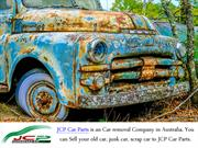 You Can Sell Your Broken Car Easily To JCP Car Parts