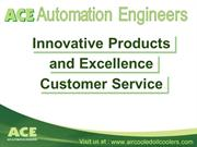 ACE Automation Engineers offering wide range of Air Cooled Oil Coolers