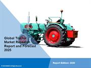 Tractor Market: Global Industry Trends, Demand and Forecast Till 2025