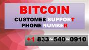 bitcoin customer support phone number:-☎️ (+1) (833!540!0910) ☎️ 