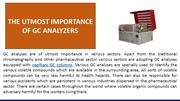 The Utmost Importance of GC Analyzers
