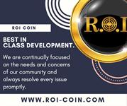 ROI COIN - Wallet Get it