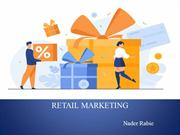 Nader Rabir - Importance of  Social Media in Retail Marketing