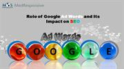 Role of Google AdWords and Its Impact on SEO
