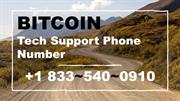 bitcoin tech support phone number:- (+1 833*540*0910)   