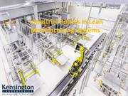 Industrial robots in lean manufacturing systems- Kensington Labs