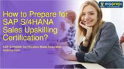 Best Exam Guide and Questions for SAP C_TS460_1909 Certification [PDF]