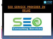 Which is the best SEO Company for SEO service in Delhi
