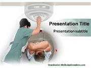 CT Scan PowerPoint Templates