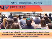 Active Threat Response Training