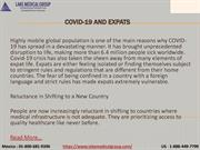 COVID-19 and Expats PDF