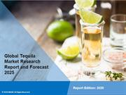 Tequila Market: Global Trends, Share and Forecast 2025