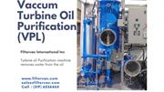 Vacuum Turbine Oil Purification System (MODEL VPL) – Filtervac Canada