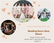 Event Decoration Ideas From Miami Event