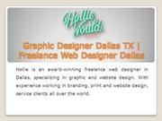Graphic Designer Dallas TX | Freelance Web Designer Dallas