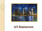 IoT Deployment For Your Business – Are You Ready For It