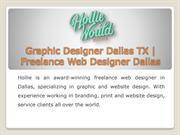 Freelance Web Designer Dallas | Graphic Designer Dallas TX