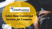 Data Conversion - The Proper Way To Do It