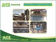 ACE Air Cooled Oil Coolers for Cement Industries