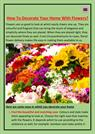How To Decorate Your Home With Flowers-converted