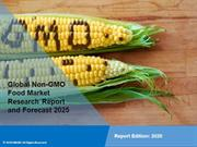 Non-GMO Food Market Share,Trends, and Forecast 2025