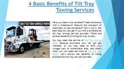 ppt Tilt Tray Towing Services