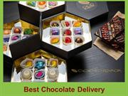 Chocolate Delivery Same Day - Gourmet Chocolate Online