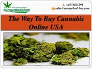 Selecting The Right Cannabis Online For You