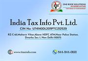 How To Register Yourself in India Tax