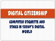 Digital Citizenship Open for Power Point Presentation[1]