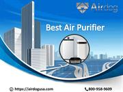 Best Air Purifier keep you free from virus and Toxic air - Airdog USA