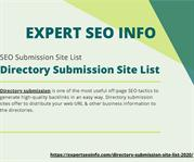 Directory Submission Site List, Expert SEO Info