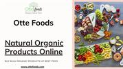 Natural Organic Baby Products Online - OtteFoods