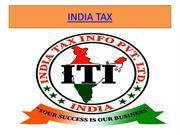 Provident Fund Registration By India Tax