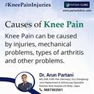 Total Knee replacement surgery in Jaipur at Partani Clinic.