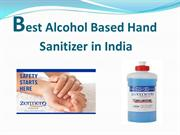 Best Alcohol Based Hand ppt