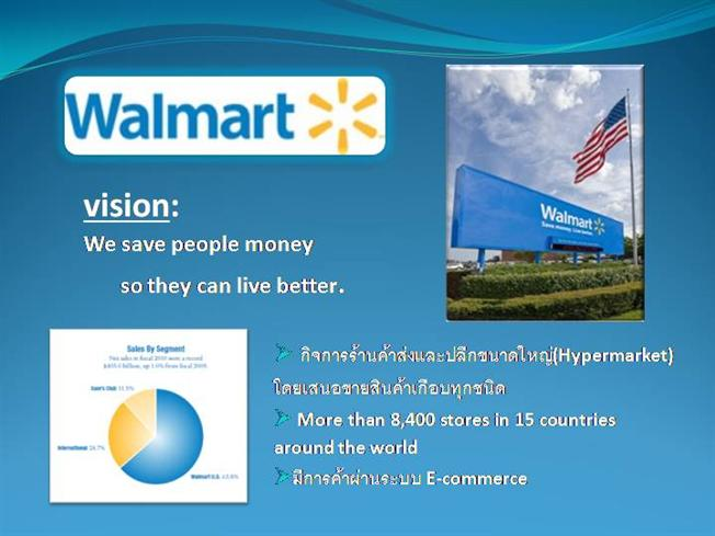 Wal-Mart Stores Inc - Fisher College of Business