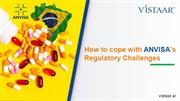 How to cope with Brazil's ANVISA Regulatory Challenges