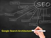Digital Marketing Google Search Architecture