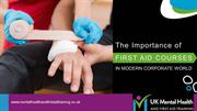 The Importance of First Aid Courses in Modern Corporate World