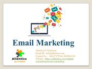 Email Marketing Services PPT