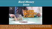 Hard Money Loans Los Angeles