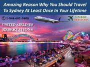 Amazing Reason Why You Should Travel To Sydney At Least Once