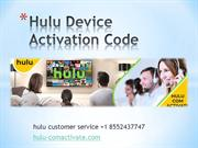 Huluactivation code - Hulu Device Activation Code