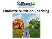 Charlotte Nutrition Coaching