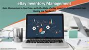 eBay Inventory Management
