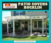Patio Covers Rocklin - Enhance The Look Of Home