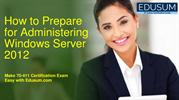 MCSA Windows Server 2012 Certification Questions Answers [PDF]