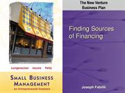 Joseph Fabiilli | Finding Sources of Financing
