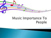 Music Importance To People_Keonthetrack